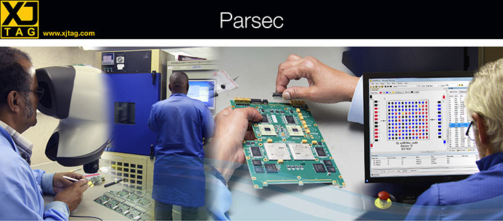 Parsec case study header