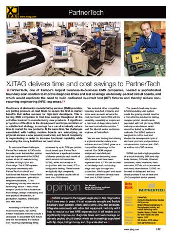 Partnertech case study thumbnail