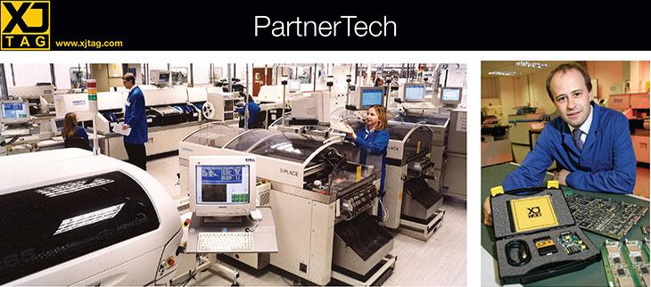 Partnertech case study header