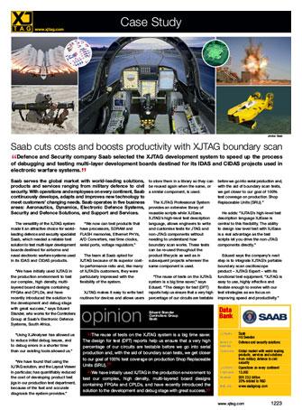 Saab case study thumbnail