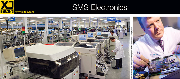 SMS Electronics case study header