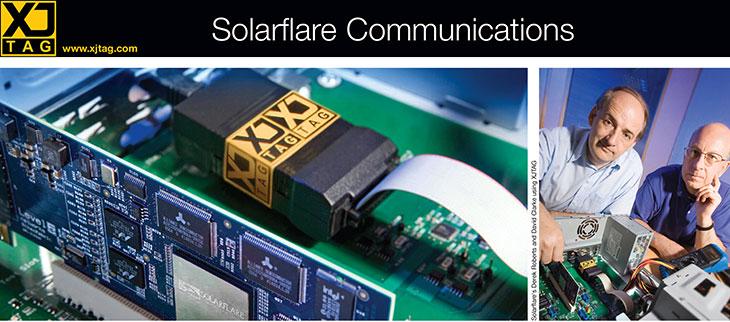 Solarflare case study header