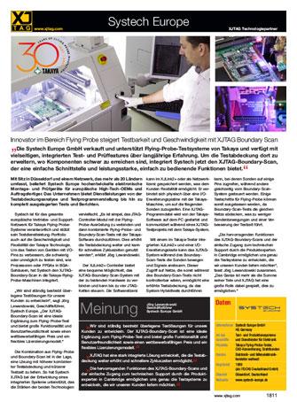Systech Europe Takaya case study thumbnail