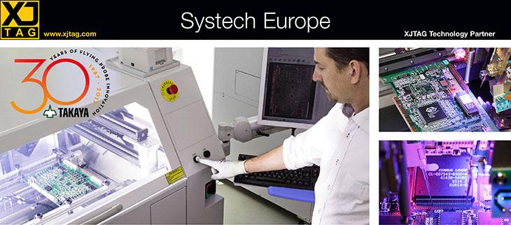 Systech Europe / Takaya case study header