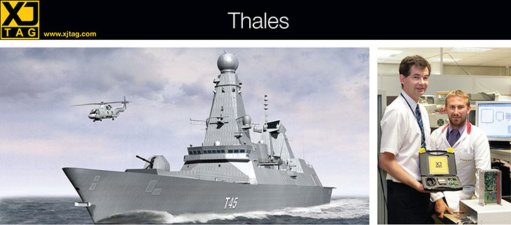 Thales case study header