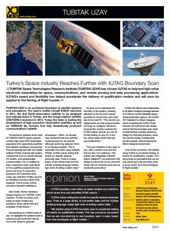 Tubitak Uzay case study