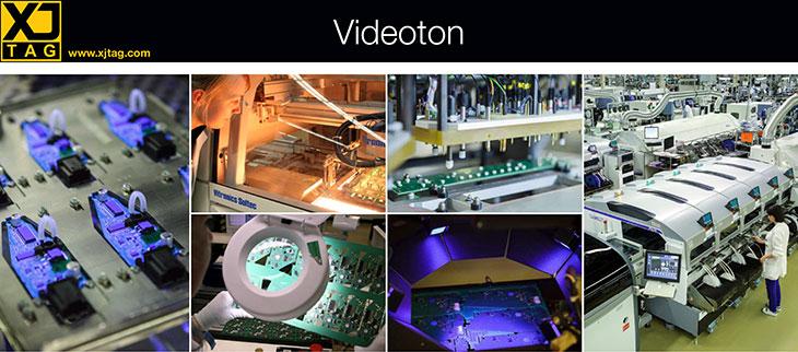 Videoton case study header