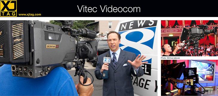 Vitec Videocom case study header