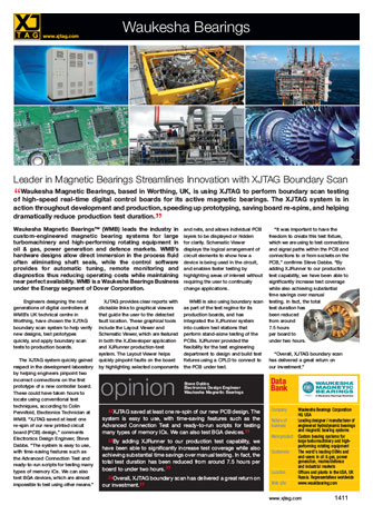 Waukesha Bearings case study thumbnail