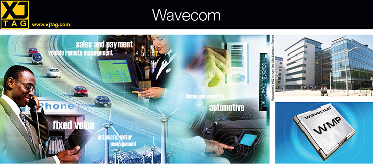 Wavecom case study header