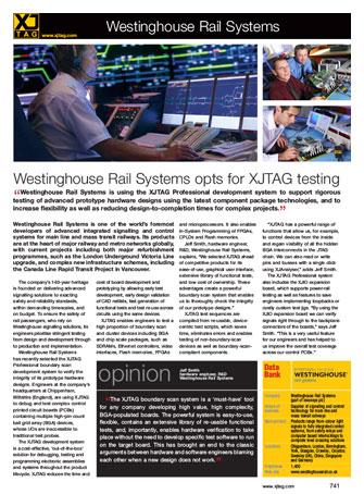Westinghouse Rail case study thumbnail