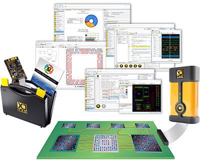 XJTAG turnkey JTAG test system